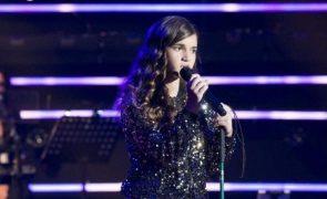 Menina com tumor cerebral e quase cega emociona jurados do The Voice