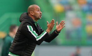 Silas sucede João Pedro Sousa como treinador do Famalicão