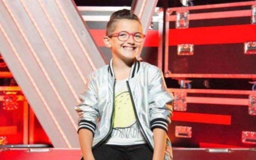 The Voice Kids. Fernando Daniel surpreende filha de Solange F