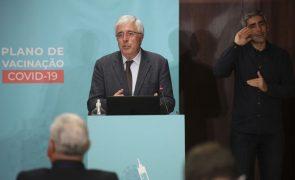 PSD pede audição parlamentar do coordenador do plano de vacinação esta semana
