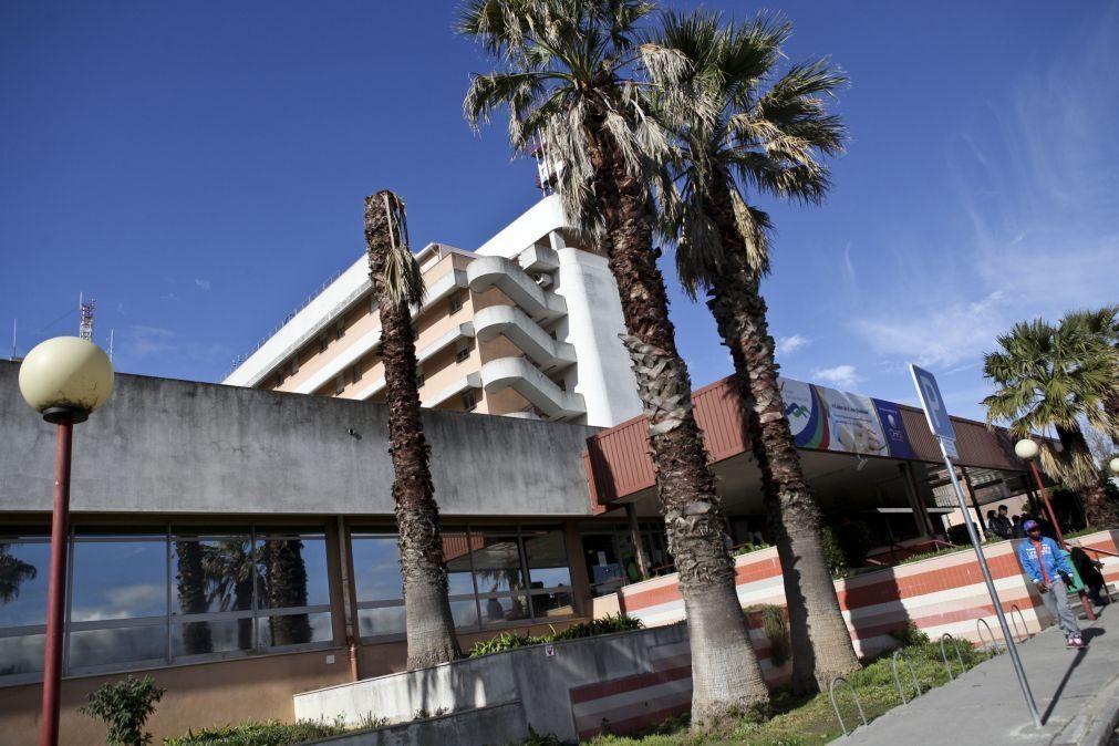 Covid-19: Hospital Garcia de Orta em Almada com aumento de 16% de internados numa semana