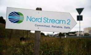 Navalny: Berlim defende projeto Nord Stream 2 e rejeita apelos de Paris