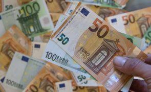 Portugal 2020 com 57% de execução mas sete programas continuam abaixo da metade