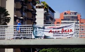 Venezuela: Caravanas e cartazes pedem libertação de Alex Saab detido em Cabo Verde