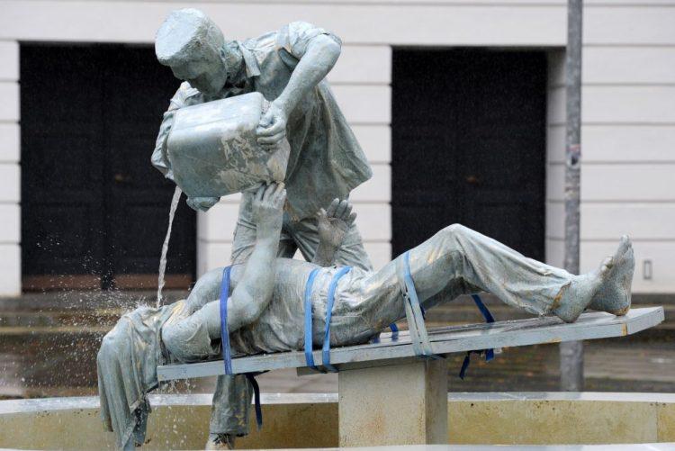 Sondagem da Cruz Vermelha mostra que tortura é mais bem aceite pela população mundial