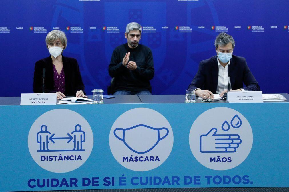 Covid-19: Ministério da Saúde empenhado em que vacinação indevida não se repita