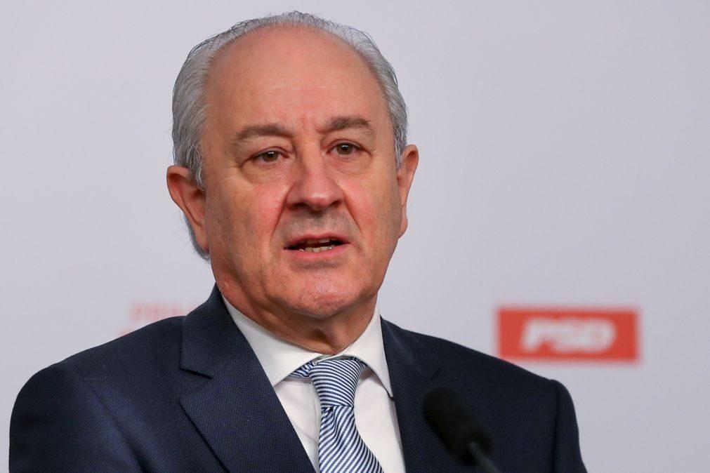 Rui Rio quer que Marcelo seja mais exigente com o Governo mas afasta crise política