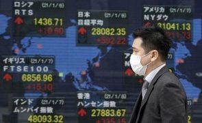 Bolsa de Tóquio fecha a ganhar 0,97%
