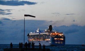 Covid-19: Pandemia tirou quase 64% dos turistas de cruzeiro a Cabo Verde em 2020
