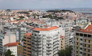 Preços das casas caem 1.8% em Lisboa mas aumentam no resto do país