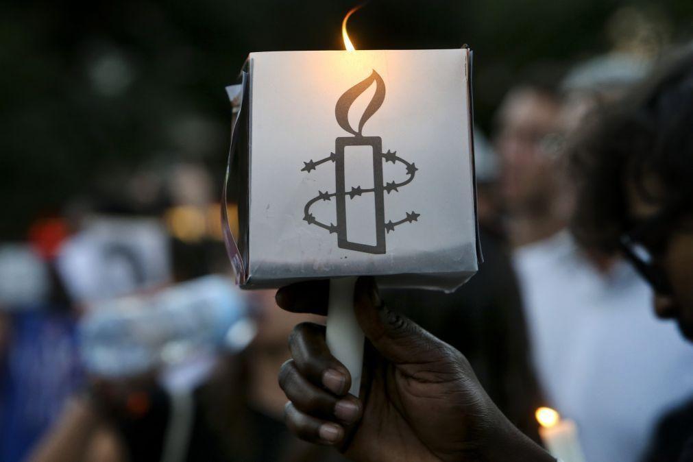 Angola/Cafunfo: Amnistia Internacional confirma pelo menos 10 mortes pelas forças de segurança