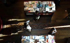 Covid-19: Editores europeus apelam ao Governo para que reconsidere fecho de livrarias