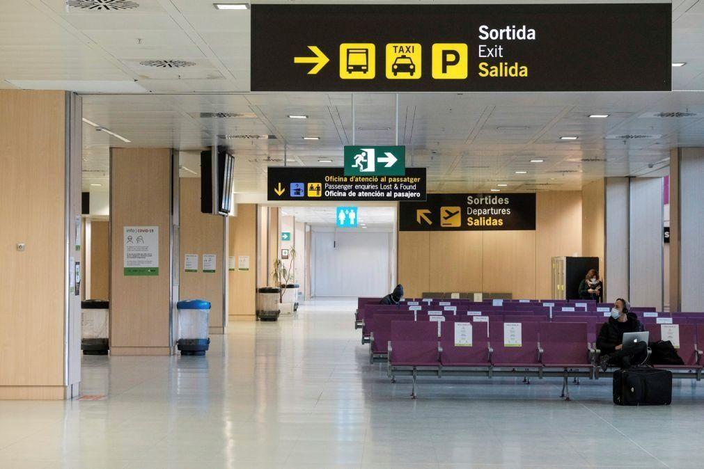 Covid-19: Espanha suspende voos com o Brasil e a África do Sul devido a novas variantes