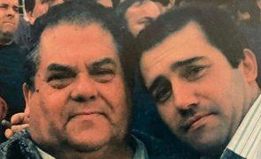 José Raposo em declaração arrepiante sobre o pai: «Faz-me falta...»