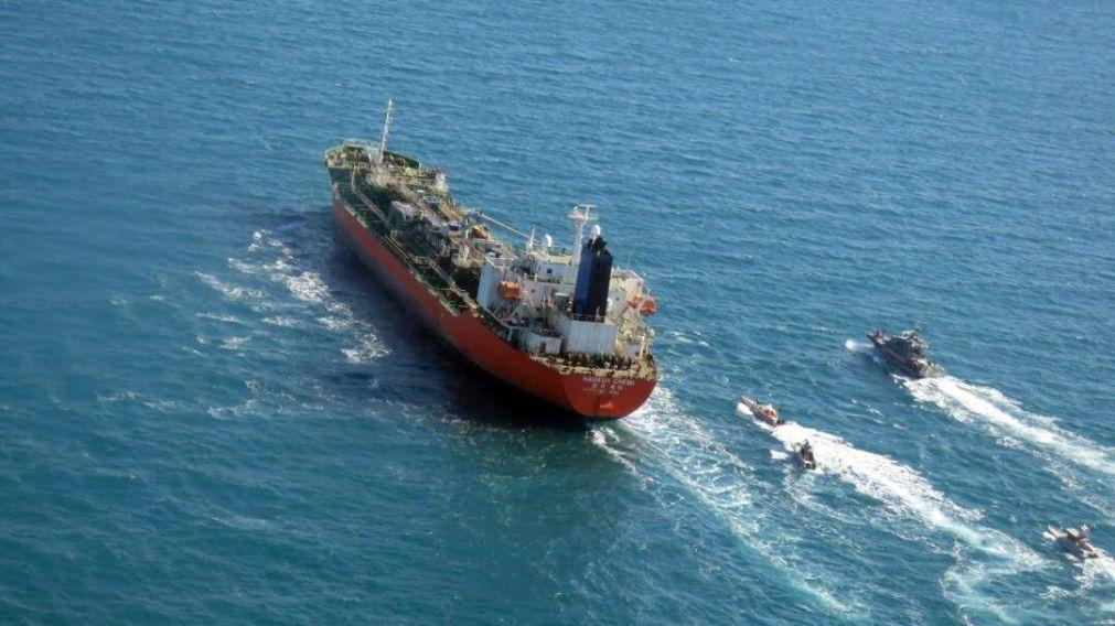 Irão autoriza partida de tripulação de petroleiro sul-coreano apresado