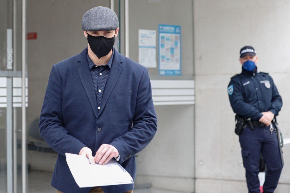 Inspetores do SEF refutam acusação de homicídio e dizem que Ihor Homeniuk era violento