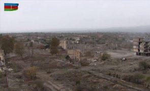 Nagorno-Karabakh: Arménia acusa Azerbaijão no Tribunal Europeu dos Direitos do Homem