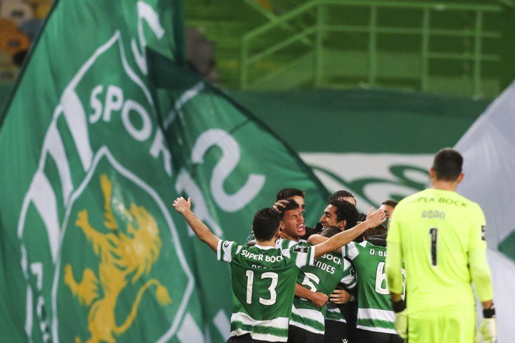 Luís Neto punido com um jogo de suspensão falha Marítimo-Sporting