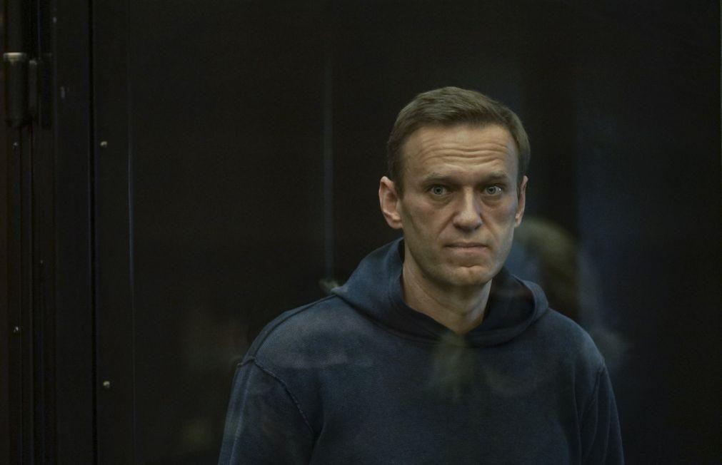 Navalny: Adiada sem data marcada sessão informal do Conselho de Segurança