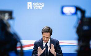 Covid-19: Países Baixos prolongam maioria das medidas restritivas até 2 março