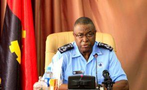 Angola/Cafunfo: Polícia Nacional rejeita resposta proporcional em ataques contra o Estado