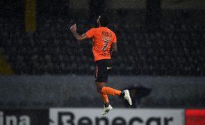 Matheus Reis promete deixar a vida em campo para ajudar Sporting a ser campeão