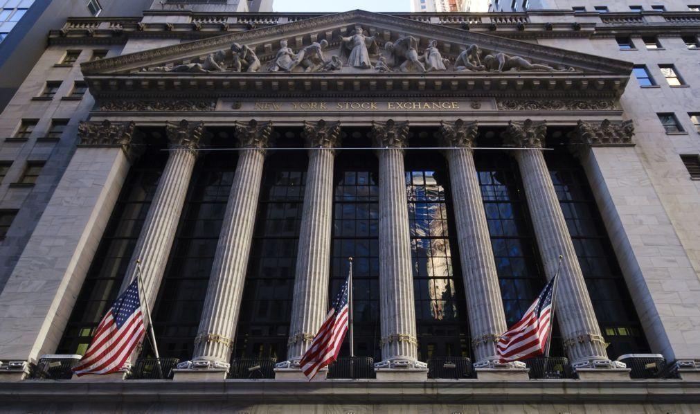 Desvanecimento da febre especulativa mantém tendência de subida em Wall Street