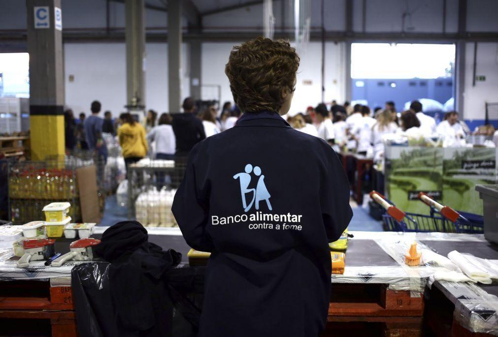 Covid-19: Banco Alimentar com aumento de 600% nos pedidos de ajuda