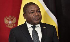 Moçambique/Ataques: Filipe Nyusi promete proteção aos jovens que abandonarem grupos armados