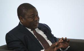 Covid-19: Presidente Filipe Nyusi diz que Moçambique vive