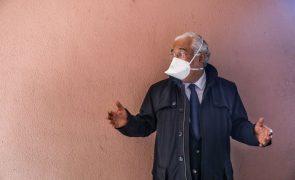 Covid-19: «Quem não cumpre regras de vacinação deve ser punido», diz António Costa