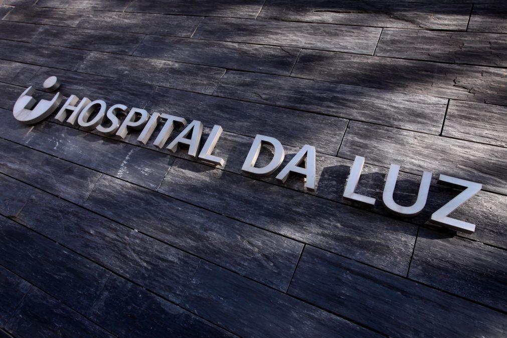 Covid-19: Médicos alemães vão trabalhar no Hospital da Luz, em Lisboa