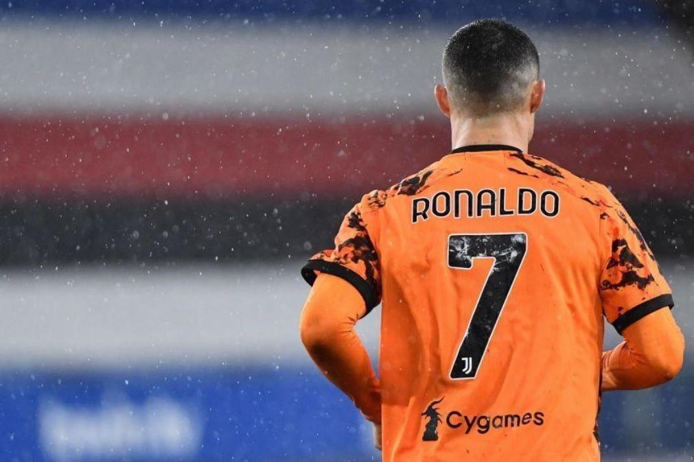 Cristiano Ronaldo bisa e dá vitória à Juventus frente ao Inter de Milão [vídeo]