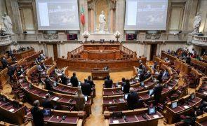 Covid-19: Parlamento vota estado de emergência no final do mês