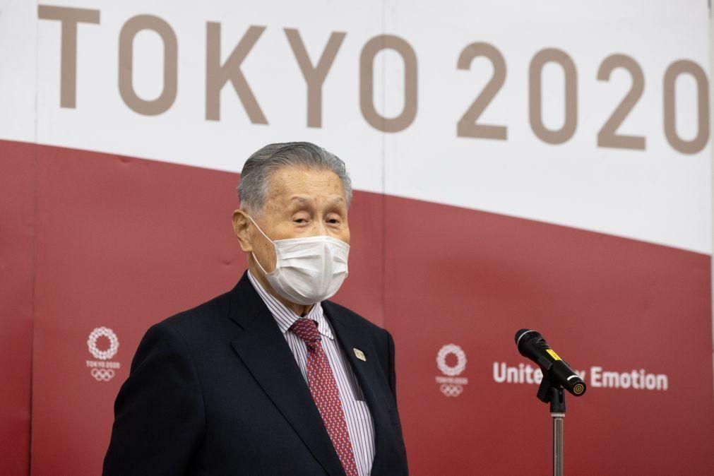 Tóquio2020: Presidente da organização diz que mulheres não conseguem ser concisas