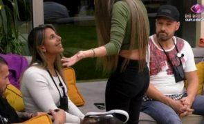 Joana e Sónia protagonizam momento de tensão: