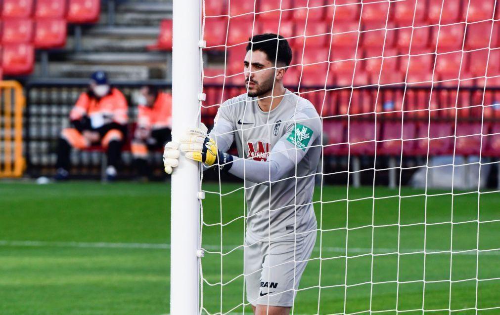 Guarda-redes Rui Silva é reforço do Bétis para a próxima época
