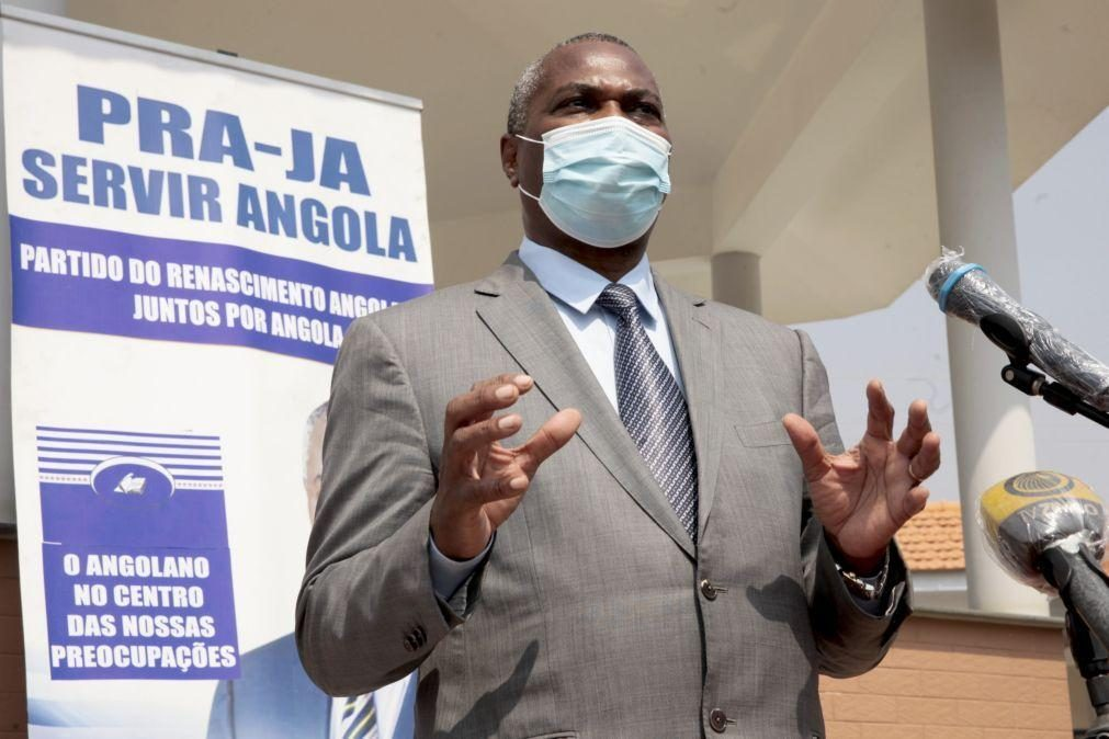 Abel Chivukuvuku diz que só aceitaria integrar um governo do MPLA com as suas propostas