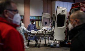 Covid-19: Amadora-Sintra transfere 20 doentes para hospitais do Porto e de Gaia