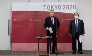 Tóquio 2020: Organização planeia Jogos