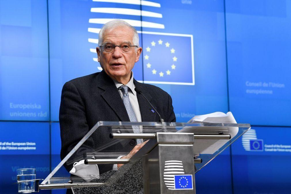 UE considera prorrogação de tratado New START