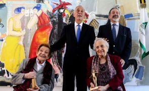 Adelaide João: Presidente da República recorda
