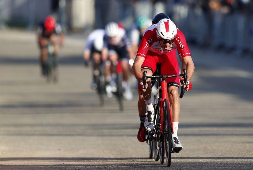 Christophe Laporte vence primeira etapa da Étoile Bessèges em bicicleta
