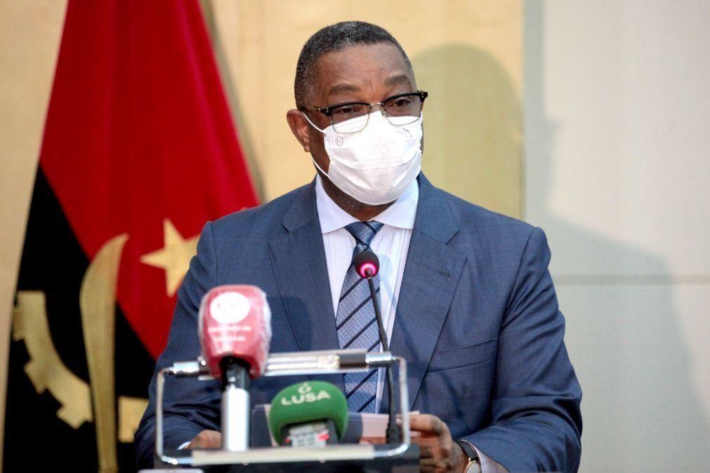 Ministro do Interior angolano criticou deslocação sem aviso de deputados