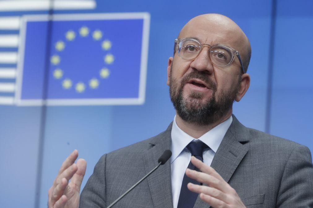 Covid-19: Líderes da UE voltam a conferenciar em 25 de fevereiro