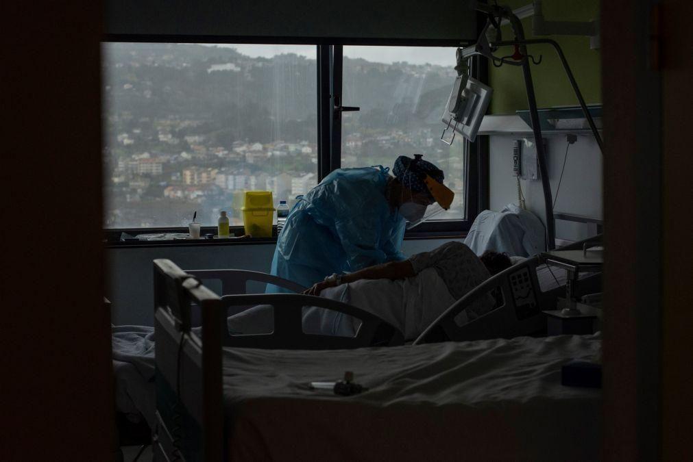 Covid-19: Espanha ultrapassou hoje o total de 60.000 mortes com a doença