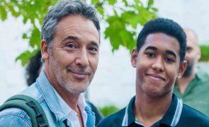 """Diogo Infante sobre o filho adotivo: """"A melhor decisão que tomei na vida"""