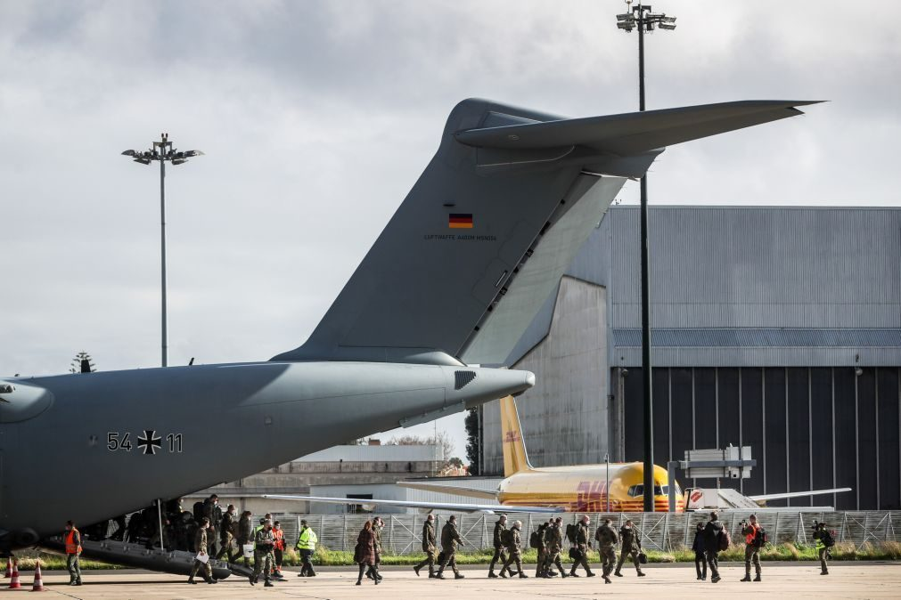 Covid-19: Ajuda alemã a Portugal é do interesse da própria Alemanha, diz embaixador