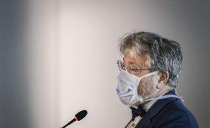 Covid-19: Francisco George nega irregularidades na Cruz Vermelha