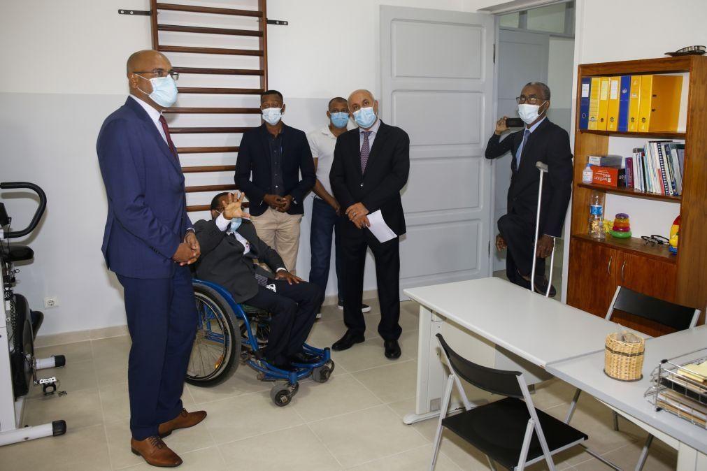 Centro ortopédico de Cabo Verde já reabilitou cerca de sete mil pessoas com deficiência